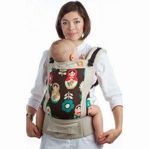 mochila-ergonomica-tula-matrioshcas ¿Cómo saber si una mochila portabebés es buena o no?