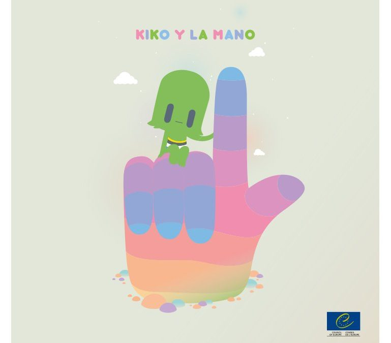 """""""La regla de Kiko"""". Prevenir el abuso sexual para niños de 3 a 7 años"""
