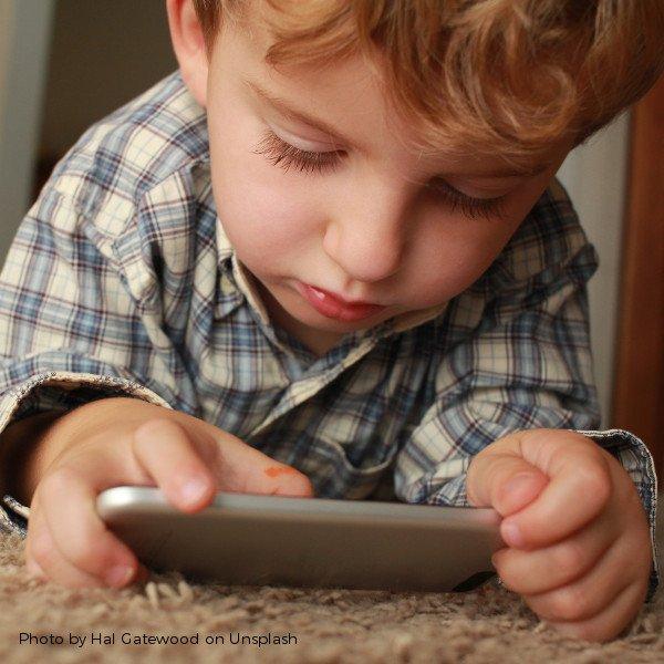 Nuevas tecnologías en menores de 3 años