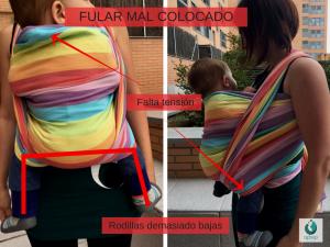 26-1-300x225 Porteo seguro ¿Cómo usar una mochila portabebés con seguridad?