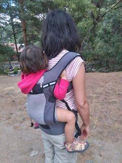 Porteo seguro ¿Cómo usar una mochila portabebés con seguridad?