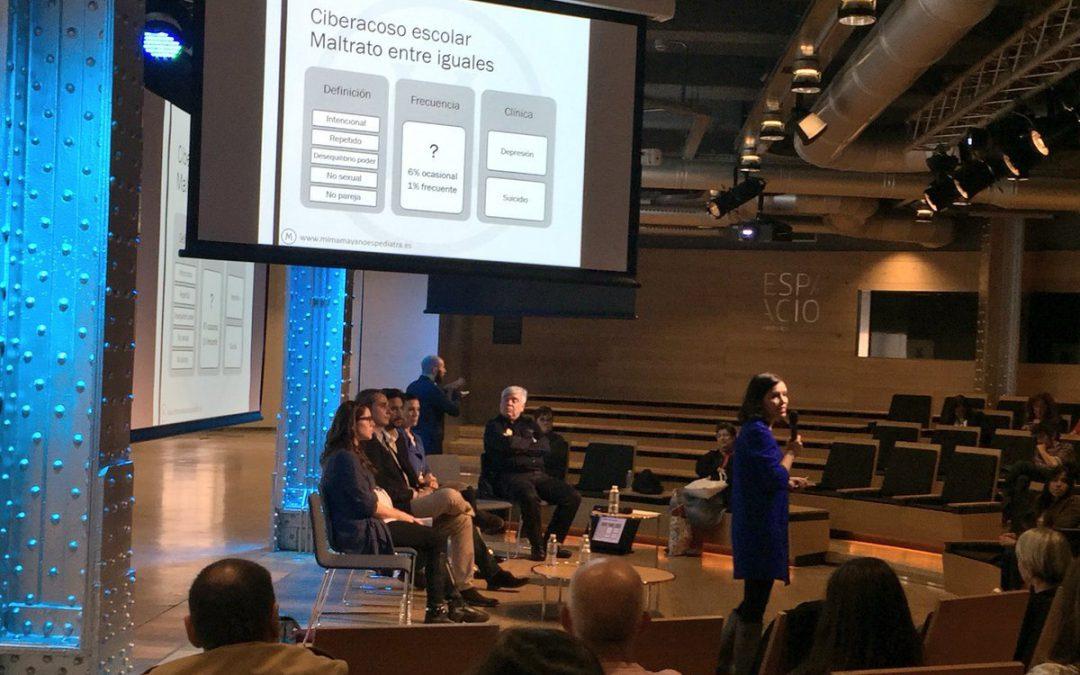 Tecnologías de la información y la comunicación, nuevas patologías #dialogandoconectados