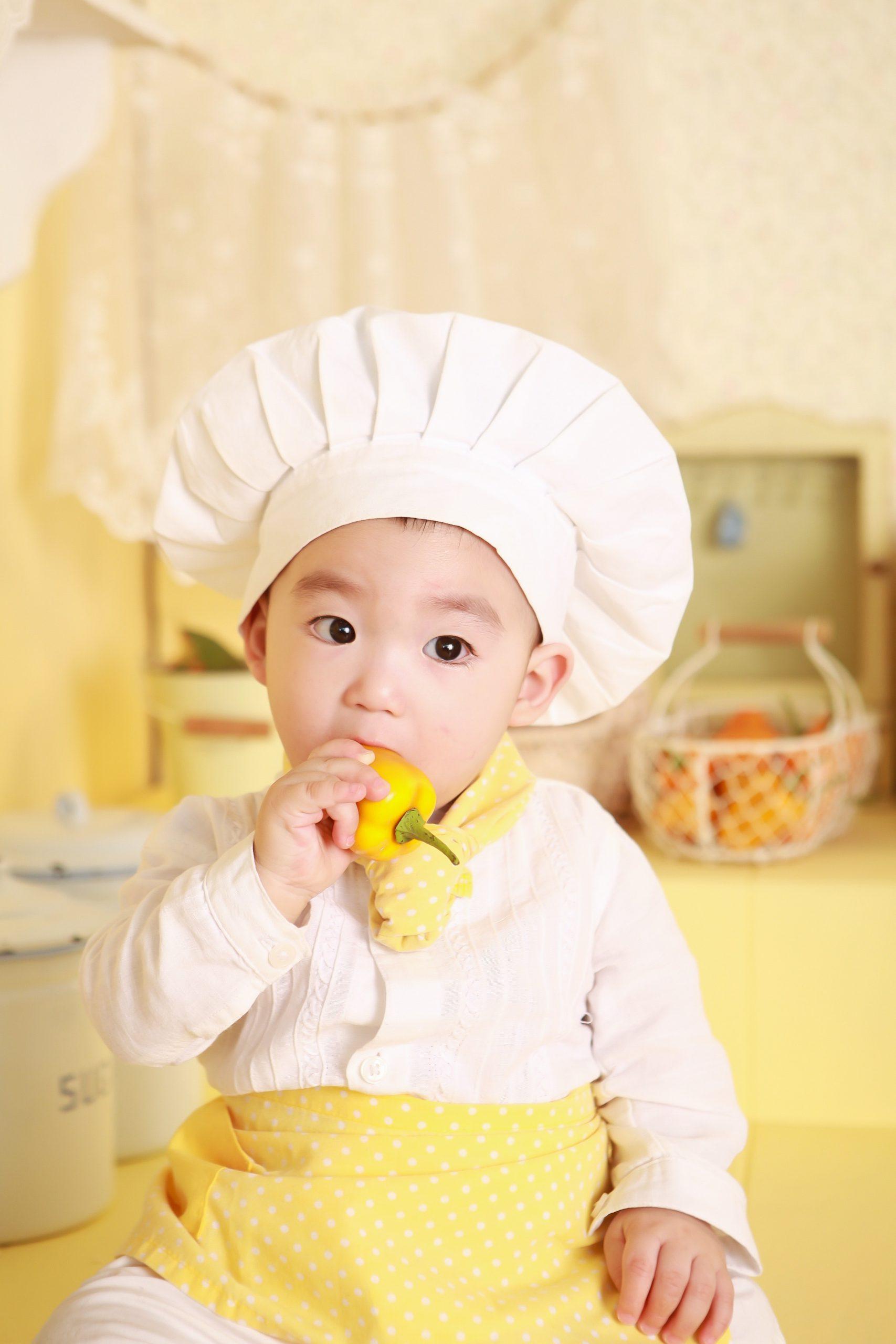 alimentacion complementaria en bebes