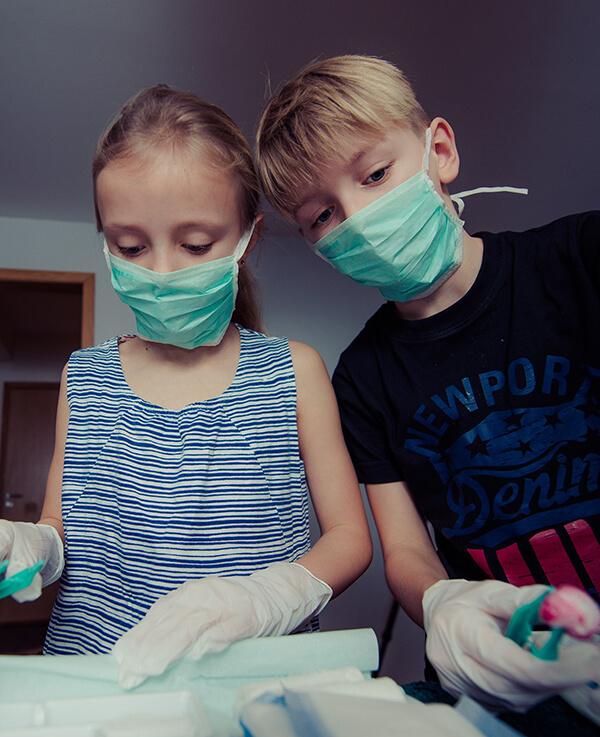 Primeros auxilios infantiles online