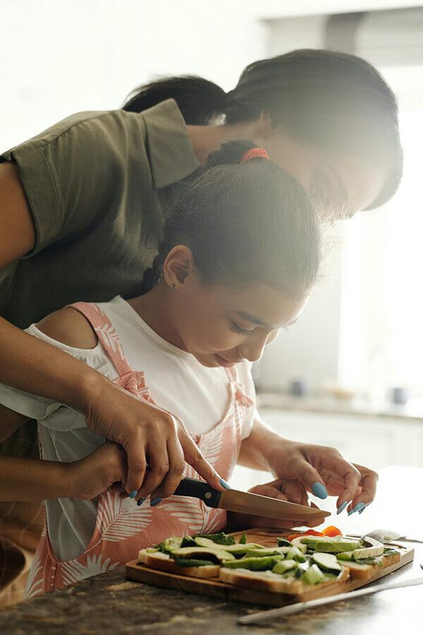 taller alimentacion infantil online